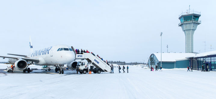 Finavia adopts renewable diesel in journ