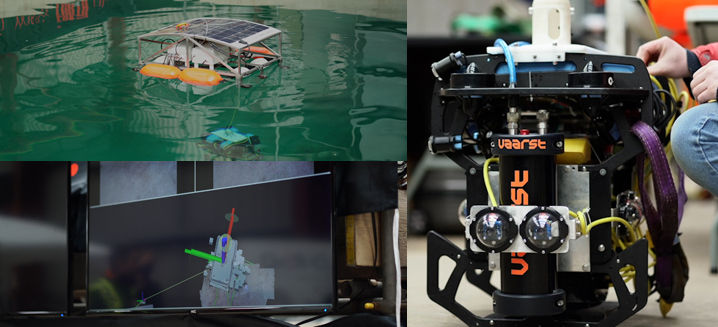 Pioneering autonomous underwater survey robot could revolutionise operations in hazardous environments