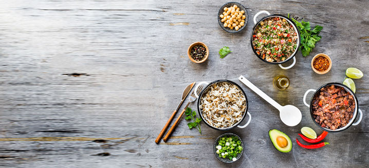 Cham Foods launches instant pulse and grain solutions for RTE meals