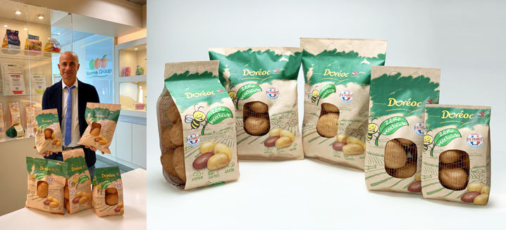 Sorma Group introduces new eco-friendly pack with 'breathable' window