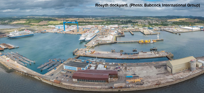 Babcock orders three PEMA shipbuilding automation lines