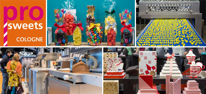 ProSweets Cologne 2021 offers new digital methods of establishing contacts and product presentation