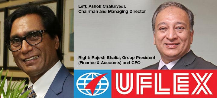 UFlex closes quarter with blockbuster pe