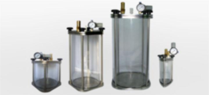 New transparent pressure tanks set to ha