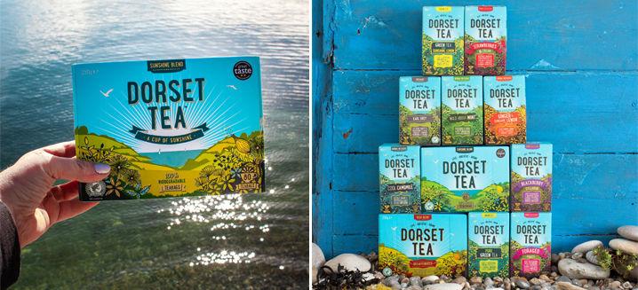 Dorset Tea launches new fully-sustainabl