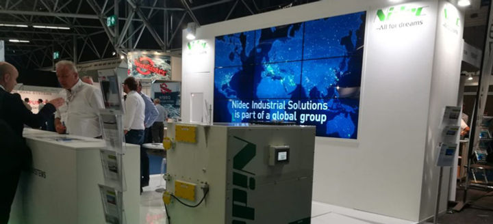 Nidec ASI presents Variable Frequency Dr