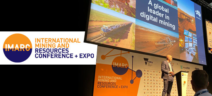 IMARC releases sneak peek at impressive line-up for October's mining conference