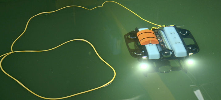 A2I2 underwater survey robot on target for 2021 launch after successful trials