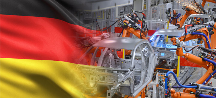 VDMA-German machinery manufacturers see