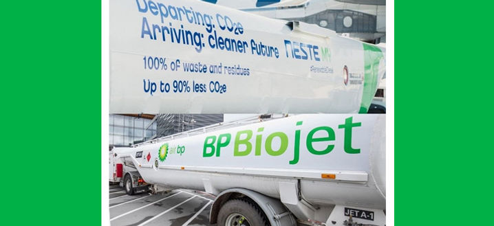 Neste and Air BP team up to develop sust