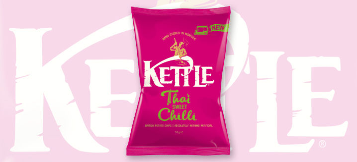 KETTLE Chips' Thai Sweet Chilli over-delivers on volumes and sales targets