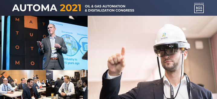 Top energy industry experts gather online for Oil & Gas Automation and Digitalization Congress (AUTOMA)