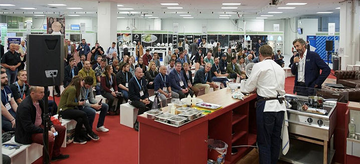 The Restaurant Show 2019- Tackling the t