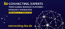 New global networking initiative: iba.CONNECTING EXPERTS 2021