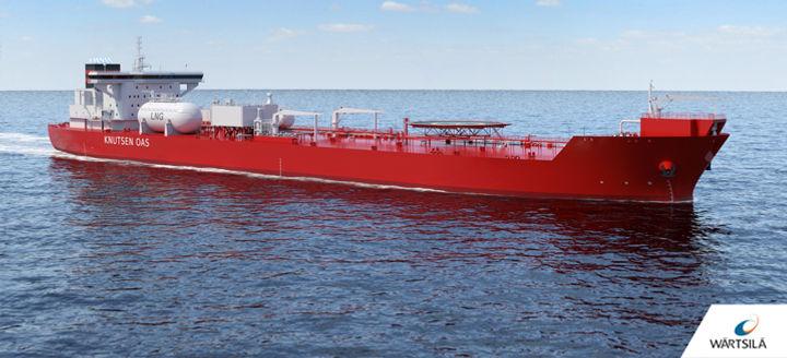 Wartsila to deliver advanced emissions a