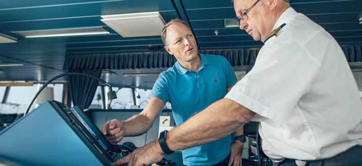 Stena Line introduces first AI-assisted