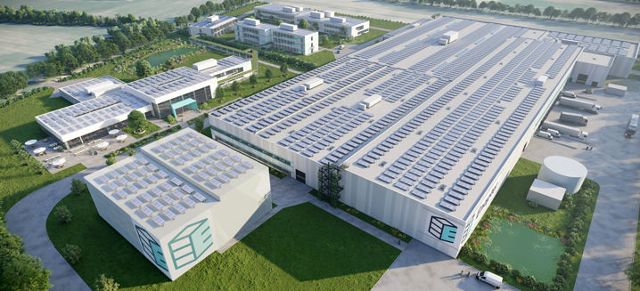 Enapterreceives €9.3m funding to develop electrolyser mass-production systemfor green hydrogen scale-up