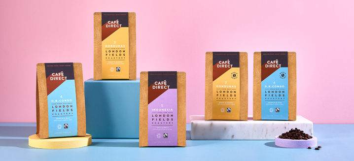 Cafedirect scoops 'Branding Project of the Year' award