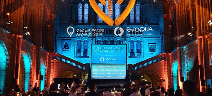 Winners of the 2019 Global Water Awards