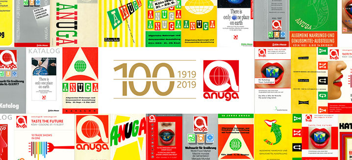 100 years of F&B innovation- Anuga celeb
