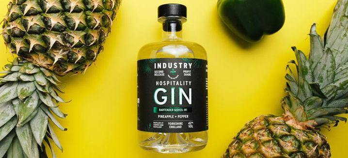 Hospitality Gin's Bartender Series kicks off with 'Pineapple + Pepper'
