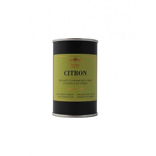 Bastide du Laval Olivenöl mit Bio-Zitronen 150 ml