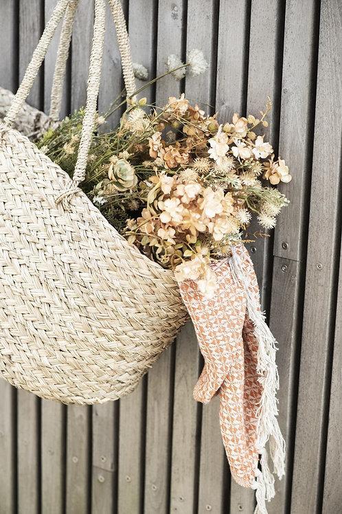 Strandtasche aus Seegras