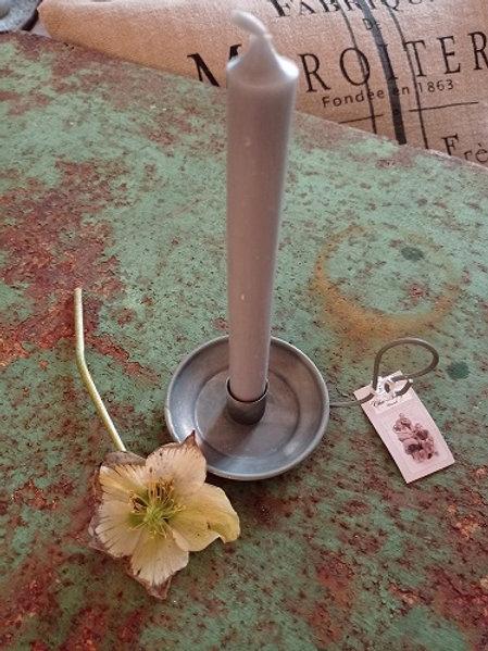 Kerzenhalter antique Zink