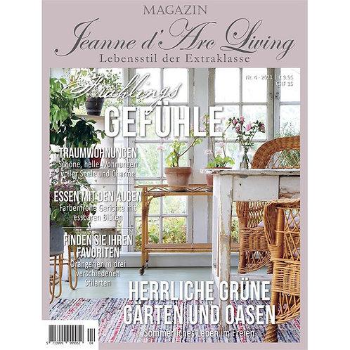 JDL Magazin 4. Auflage 2021 Frühlings Gefühle