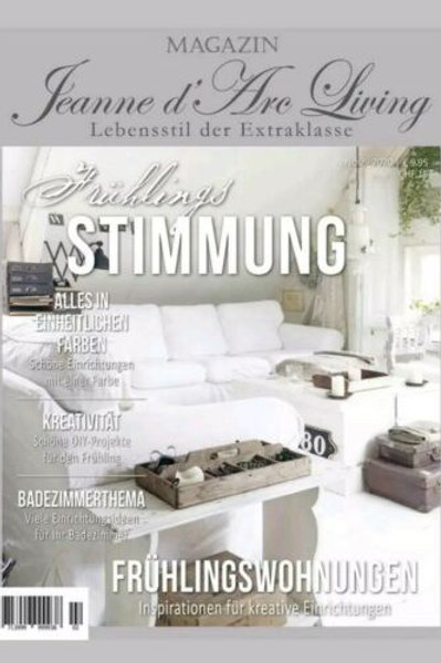 JDL Magazin 2. Auflage 2020 Frühlingsstimmung