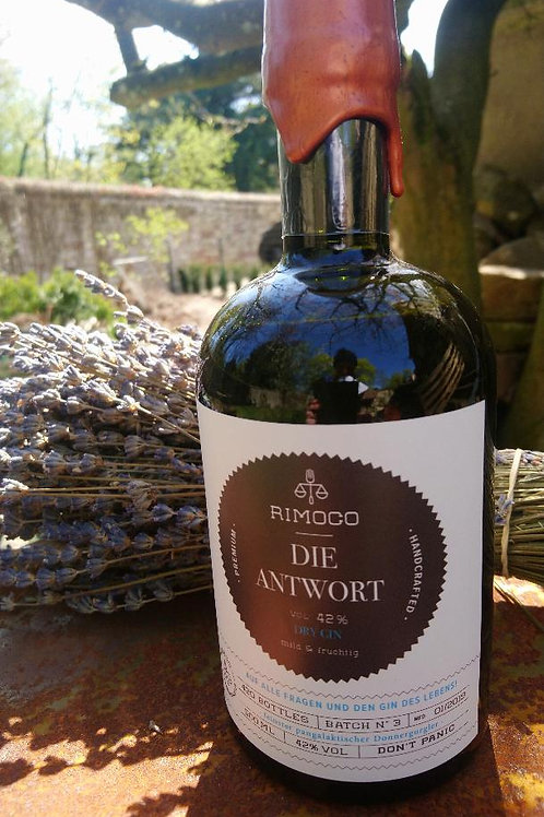 DIE ANTWORT - GIN Rimoco 500 ml