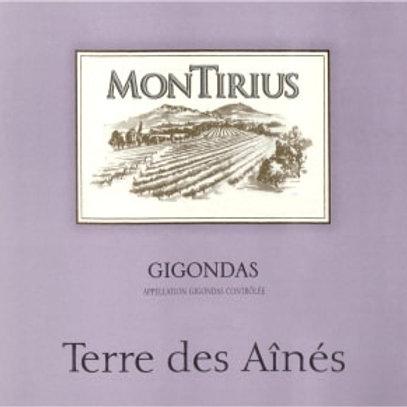 "Montirius Gigondas ""Terre des Aînés"" 2015 Bio 0,75 l"