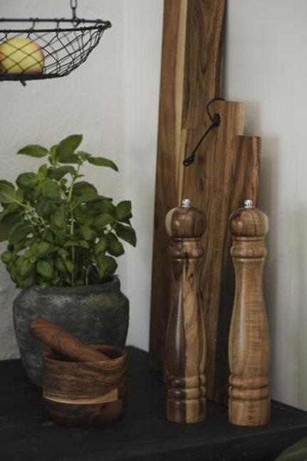 Pfeffermühle Akazienholz