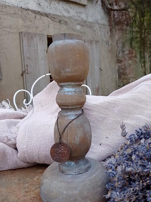 Kerzenhalter Holz