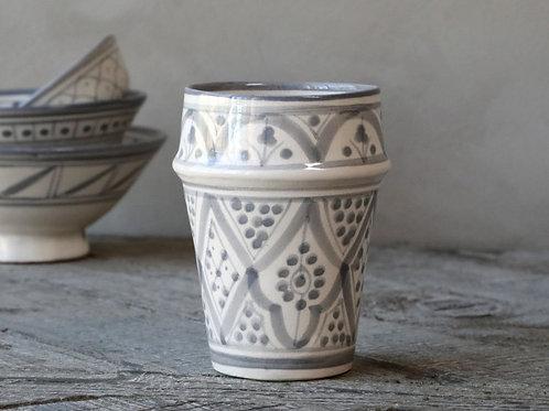 Marrakech Becher handgemalt
