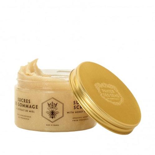 Panier des Sens Zucker Peeling Regenerierender Honig 300 g