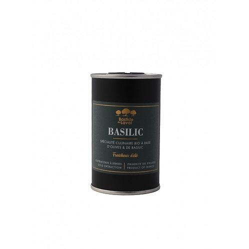 Bastide du Laval Bio-Olivenöl mit Basilikum 150 ml