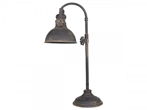Factory Tischlampe antique schwarz