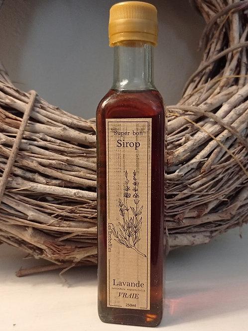 Lavendel-Sirup 250 ml