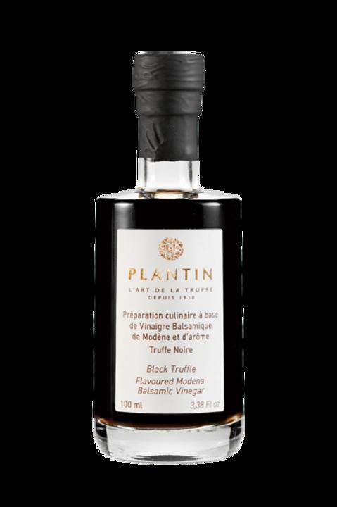 Vinaigre balsamique de Modène saveur truffe noir - 100 ml