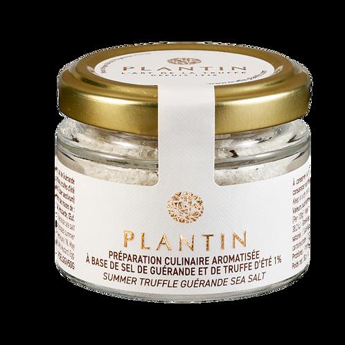 Sel de Guérande et de truffe d'été - 50 g