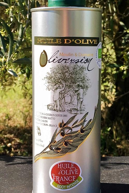 Oliversion Olivenöl Bio fruite vert leger 500 ml