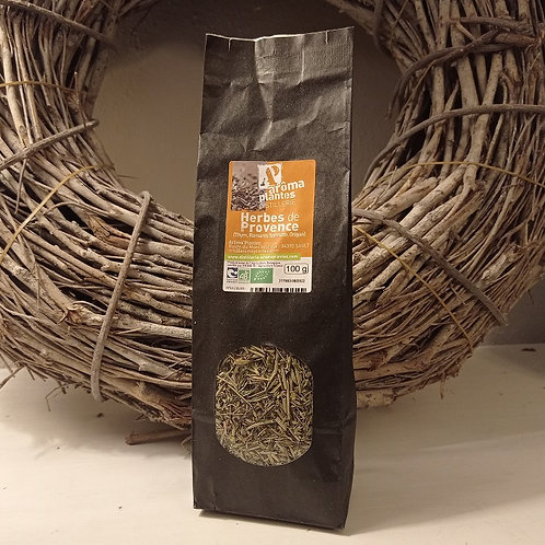 Herbes de Provence biologique - Kräuter der Provence Bio 100 g