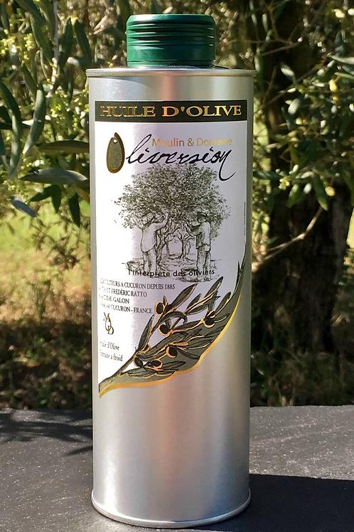 Oliversion Olivenöl Bio fruite vert intense 500 ml