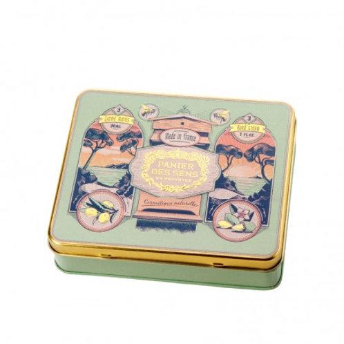 Panier des Sens Handpflege-Box Les Intemporels (Die zeitlose Kollektion)