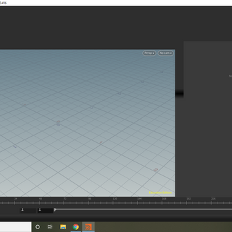 Week 1   Spring Begins with Houdini UI Issues and Problem Solving