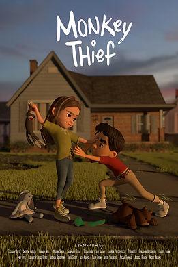 Monkey Thief Poster 2