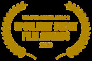 Gold_WINNERSILVERAWARD-SPOTLIGHTSHORTFIL