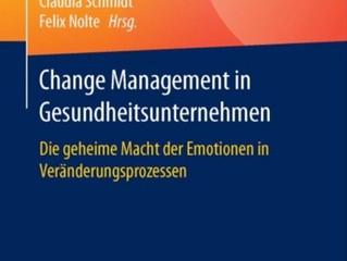 """Buchankündigung: """"Change Management in Gesundheitsunternehmen"""""""