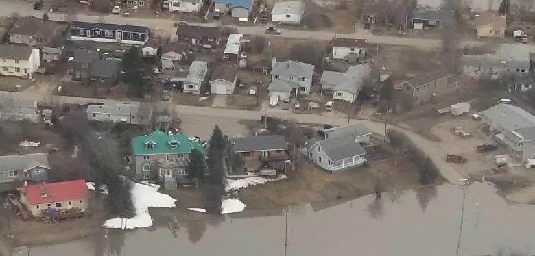 Aide financière pour les sinistrés des inondations